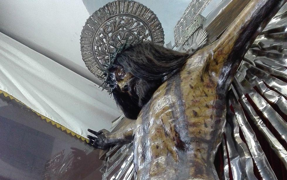El Cristo de la Vera Cruz es la imagen del crucificado más venerada de Potosí.