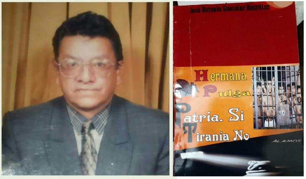 González y el libro que publicó en 2010.