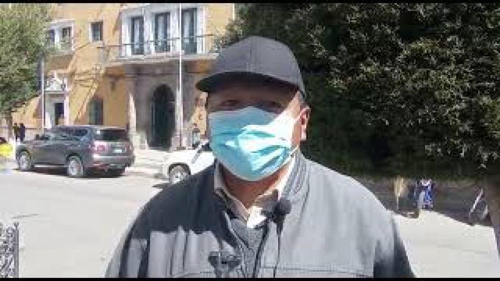 Inspeccionan centro de Salud de Azángaro y hallan deficiencias
