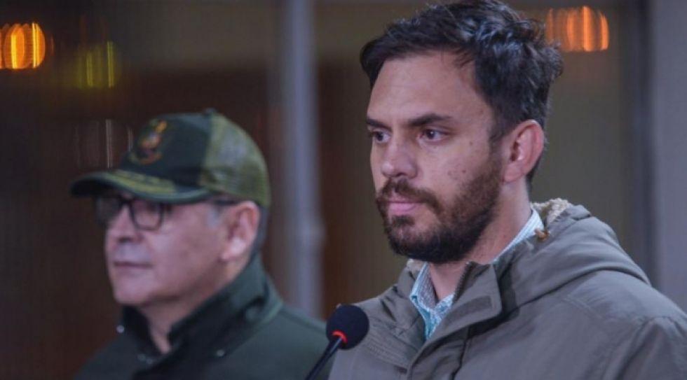 """Murillo le dice a Del Castillo: """"Títere de Aguilera, mocoso jugando a ministro"""""""
