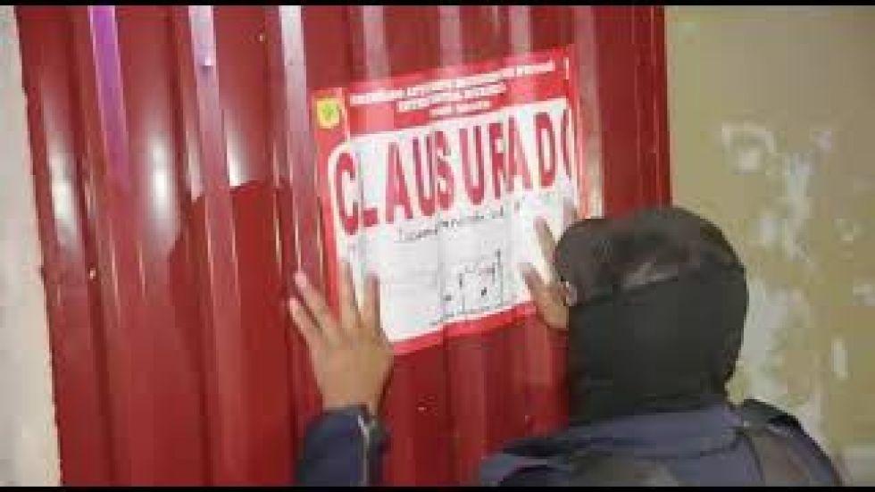 Intendencia Municipal clausuró dos locales sin normas de bioseguridad: había casos positivos de covid