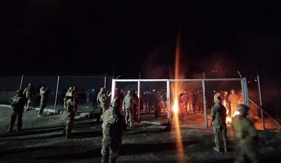 Viceministro de Lucha Contra el Contrabando denuncia que militares sufrieron ataques en La Paz y Potosí