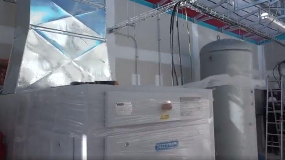 Anuncian que hoy funcionará la segunda planta de oxígeno para Potosí