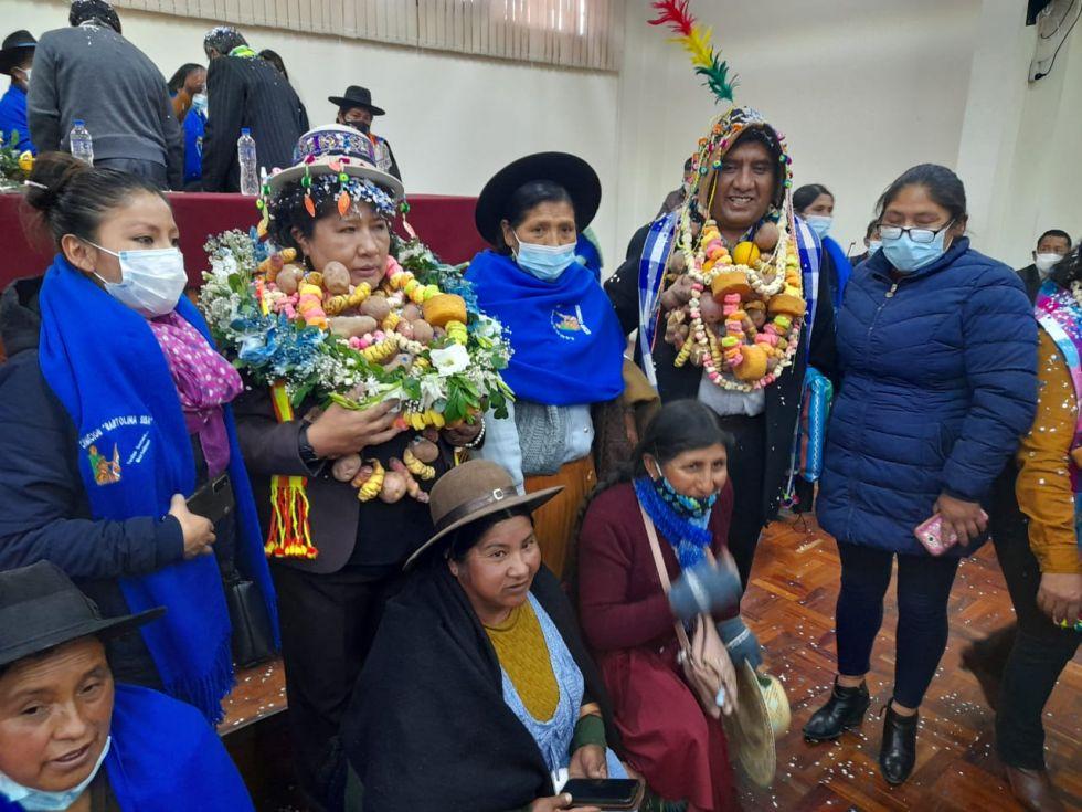 Inauguran centros de educación especial en Potosí