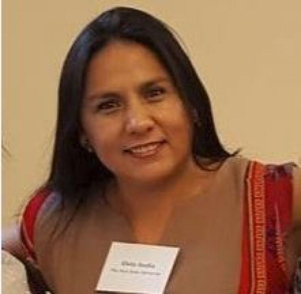 Elvia Andia de Cochabamba