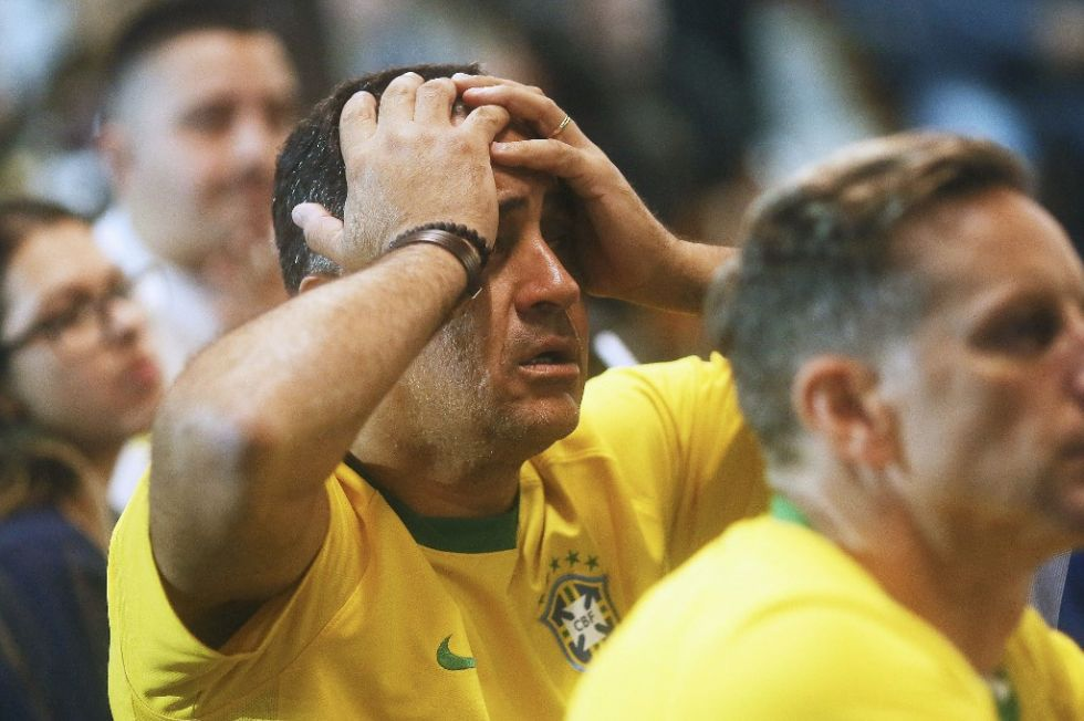 Lamento brasileño.