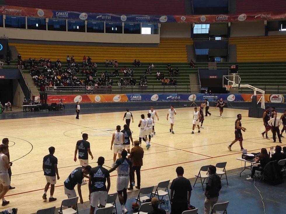 El partido se disputó en  Cochabamba.