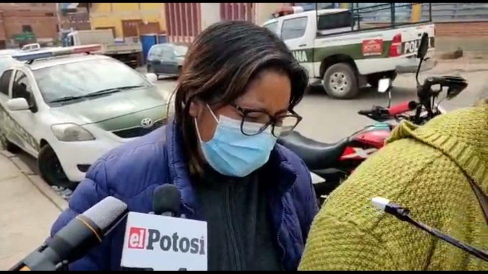 Familiares de Nayeli demandan justicia en Potosí