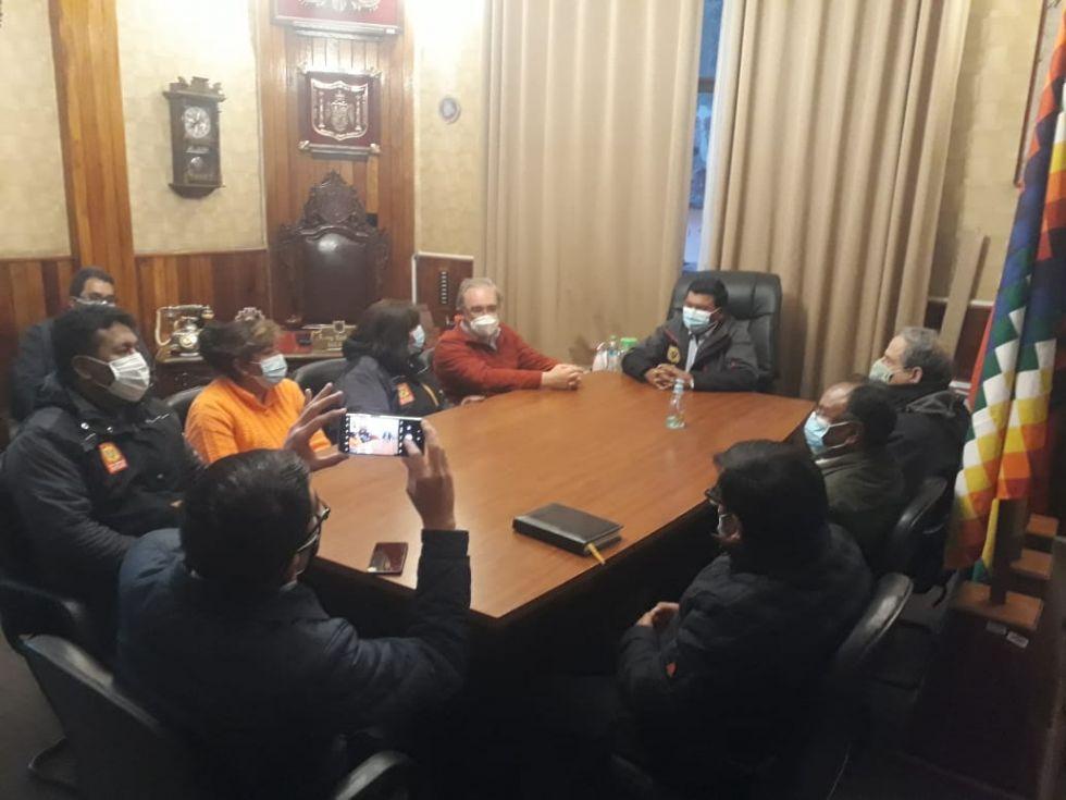 AECID ratifica su apoyo a Potosí
