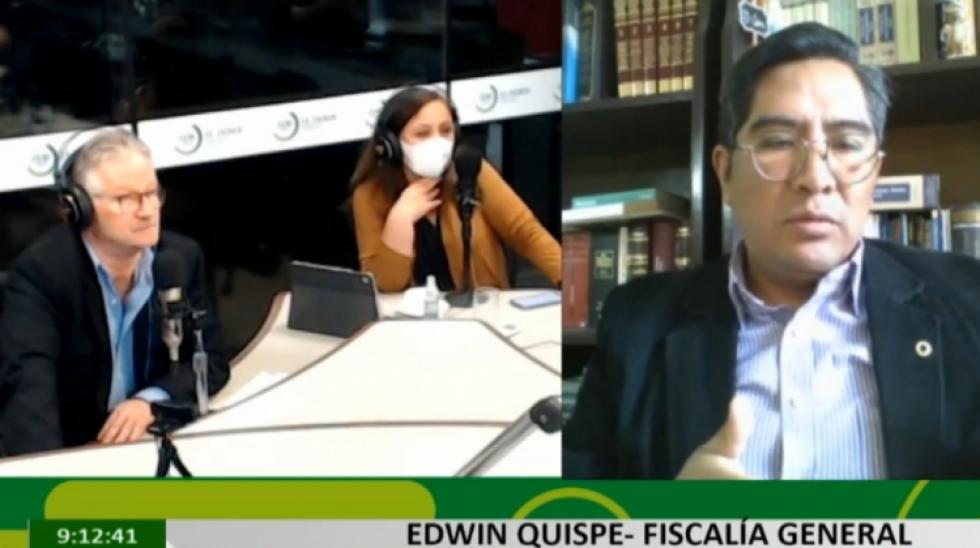 Fiscalía desconoce carácter vinculante del informe de la OEA y defiende cierre del caso fraude