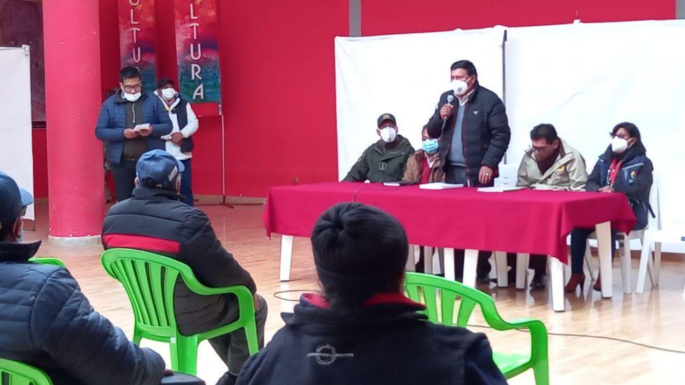 Estas son las conclusiones del COEM para agosto en Potosí