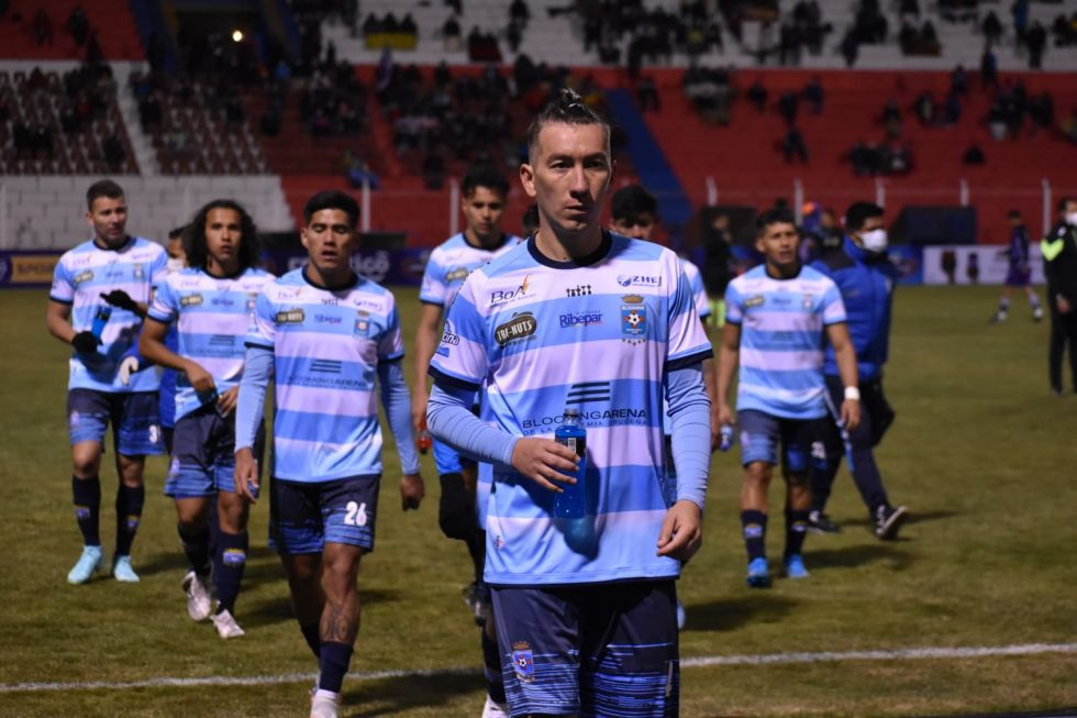 Con la victoria ante Blooming, los jugadores lilas llegarán con los ánimos en alto para recibir a Bolívar el jueves 19 de agosto en la Villa Imperial en su próximo reto