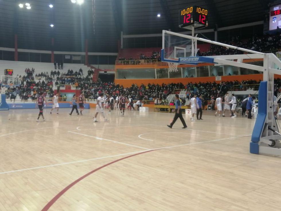 Calero le ganó a Nacional Potosí 76-74