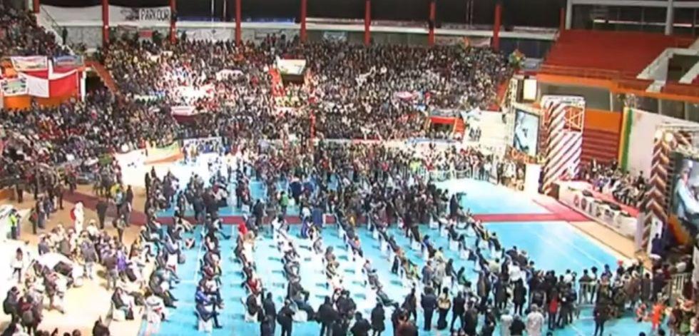 Gobernador de Potosí confirma presencia de los 41 municipios de Potosí