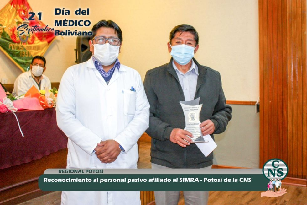 Reconocimiento de la CNS Potosí