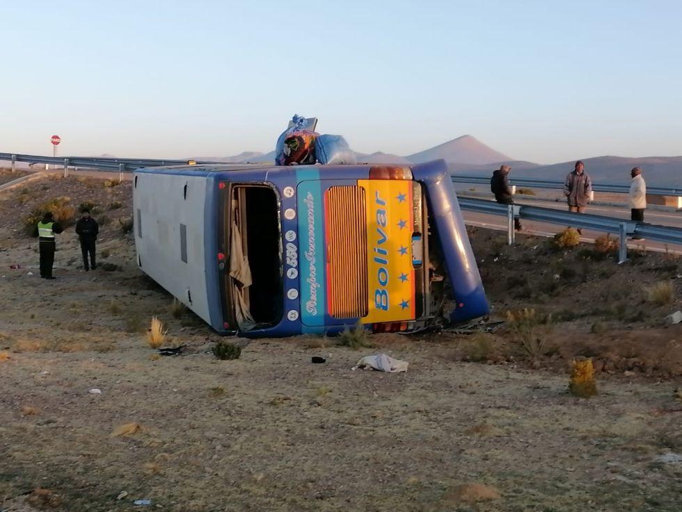 Reportan que accidentes de tránsito causan un muerto y heridos