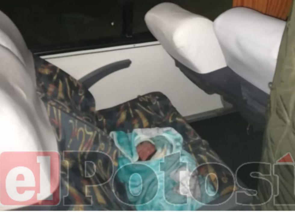 Reportan abandono de bebé en bus que salió de Sucre hacia Potosí