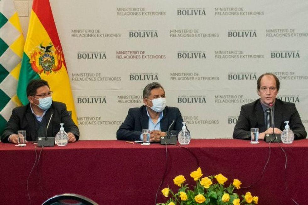 Bolivia y Argentina reabren el paso fronterizo entre Villazón y La Quiaca