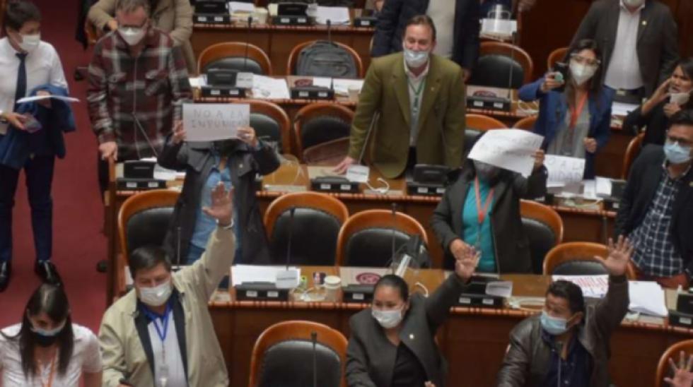 Asamblea abrogará DS de amnistía que beneficiaba a masistas acusados de violencia el 2019