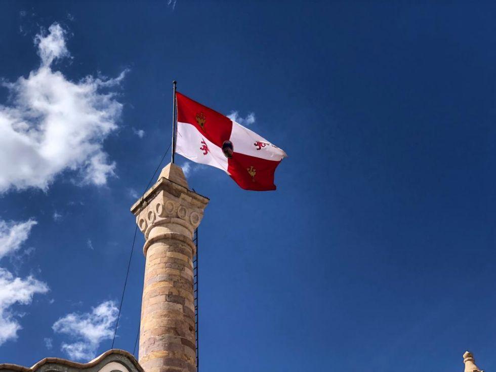Potosí celebrará hoy el Día de la bandera potosina
