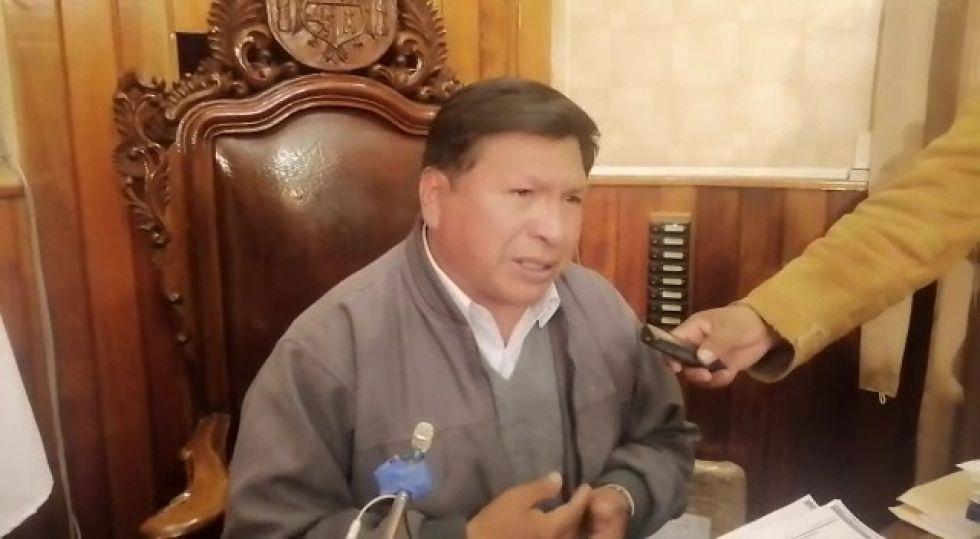 Alcalde convoca a diálogo a transporte ante anuncio de bloqueo