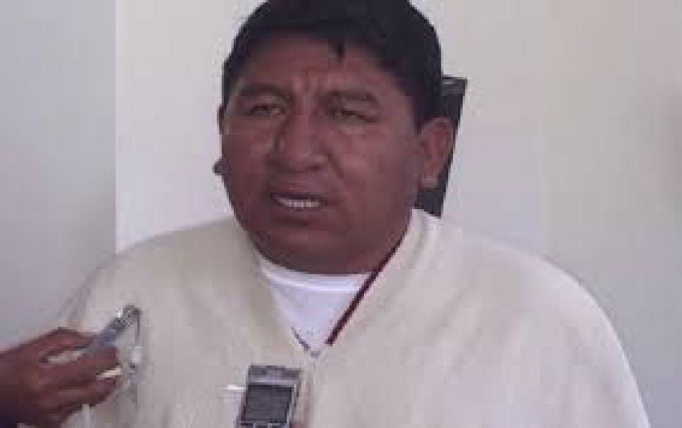 Potosí se quedó sin gobernador porque Jhonny Mamani viajó a Cochabamba