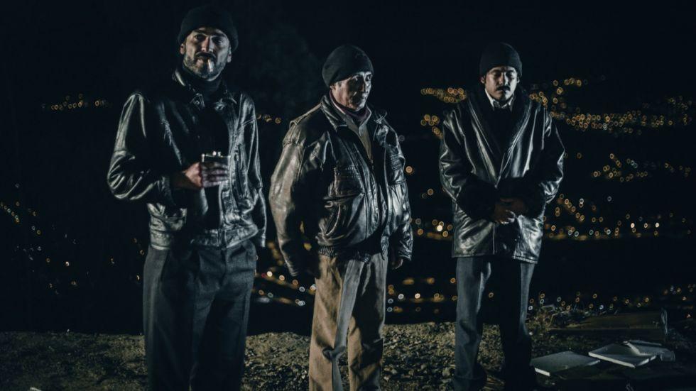 Los paramilitares.