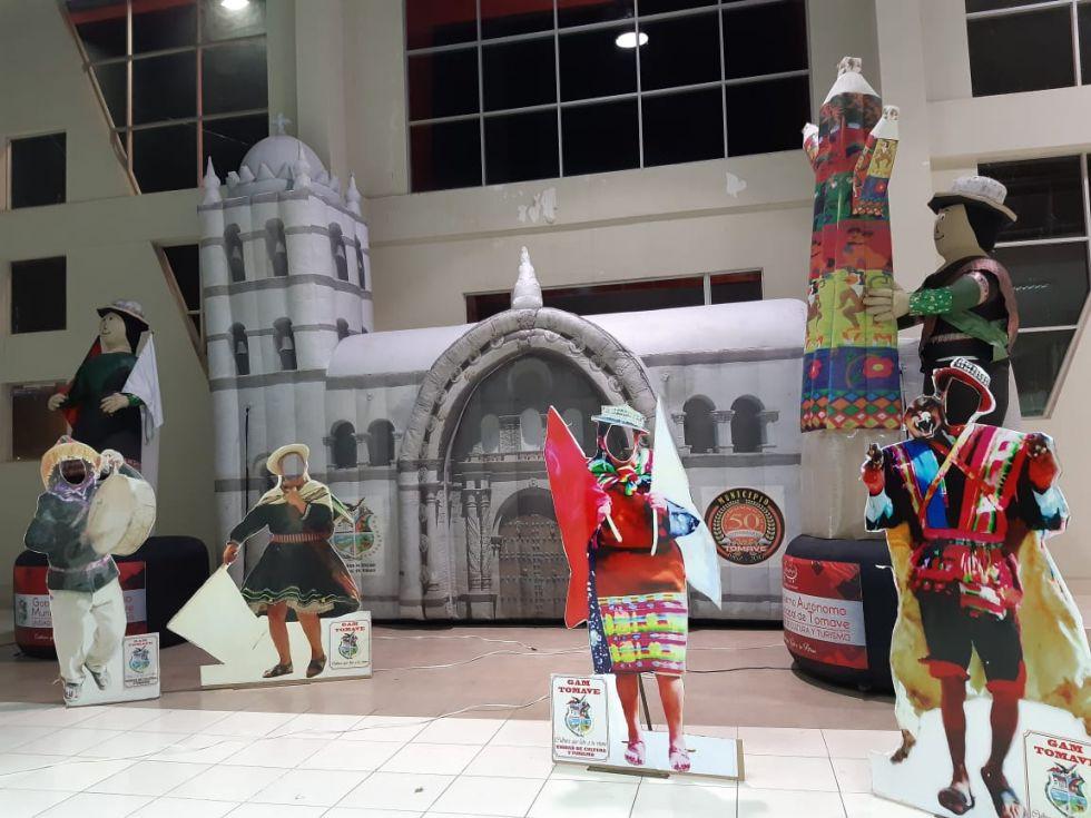 Visita la VI Feria Departamental de Turismo de Potosí