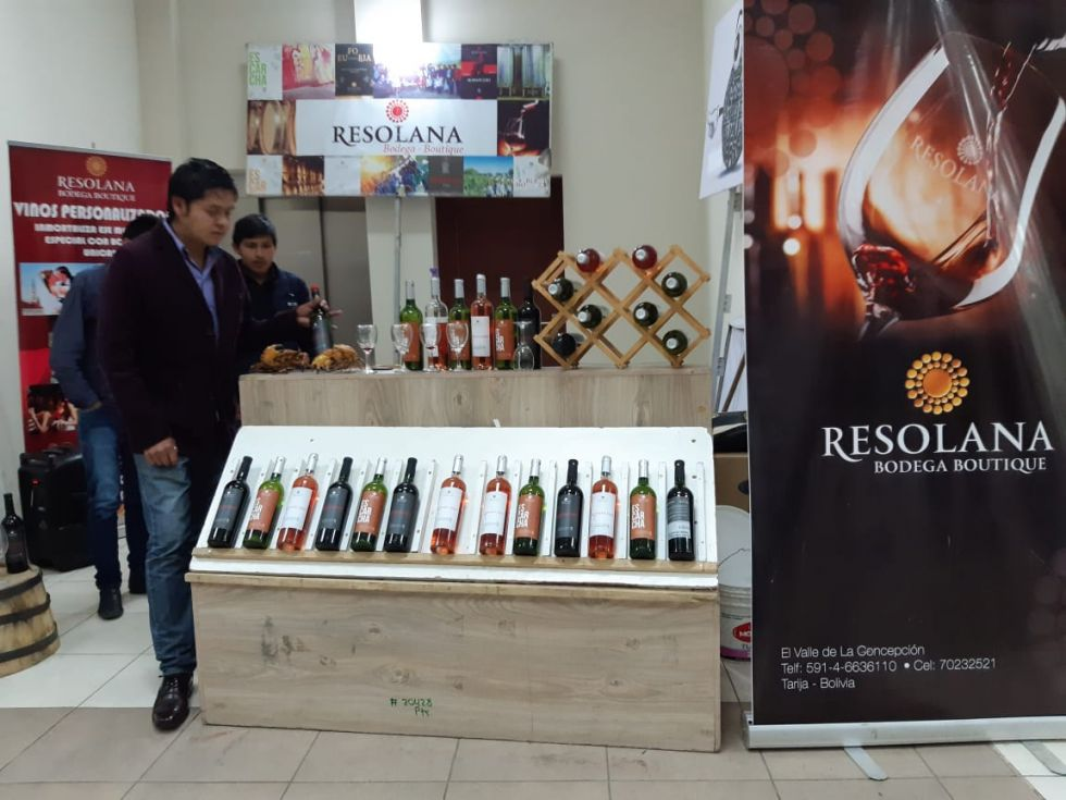 Bodega Resolana.
