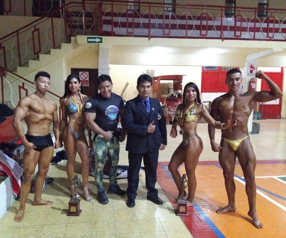 Vencedores en Villazón.