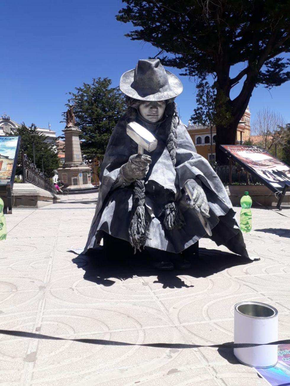 Potosí busca impulsar el turismo con acto de arte y danza