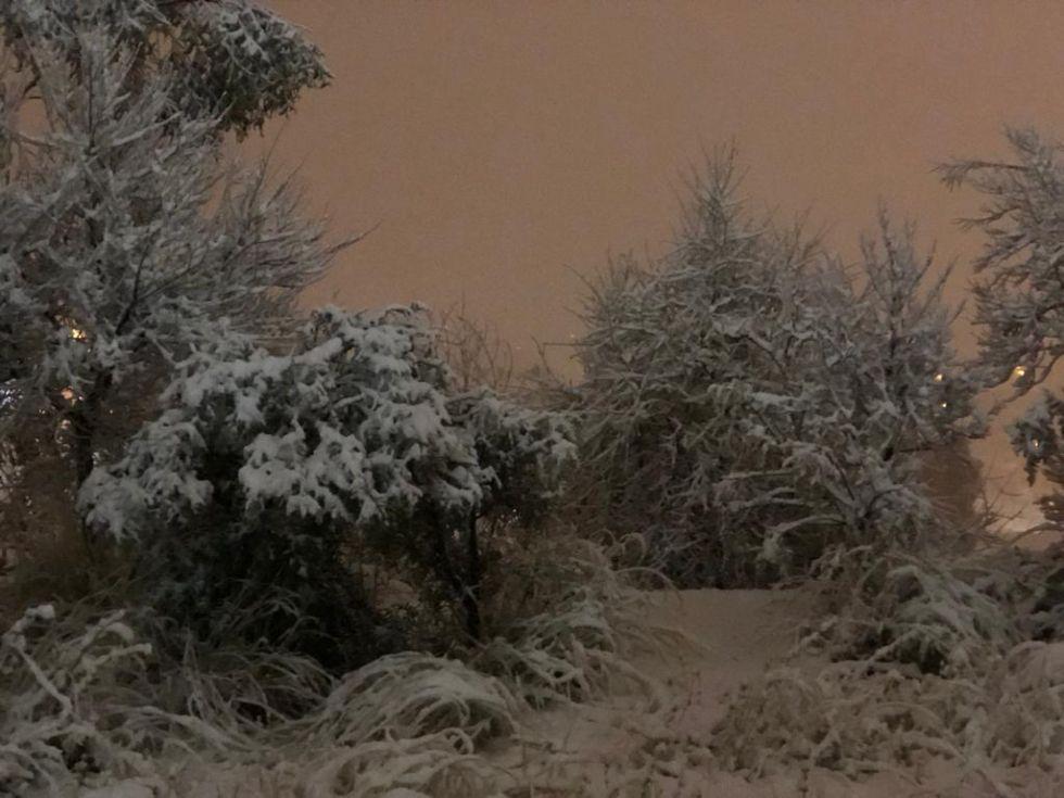 Nieve en agosto cubre de blanco la ciudad de Potosí