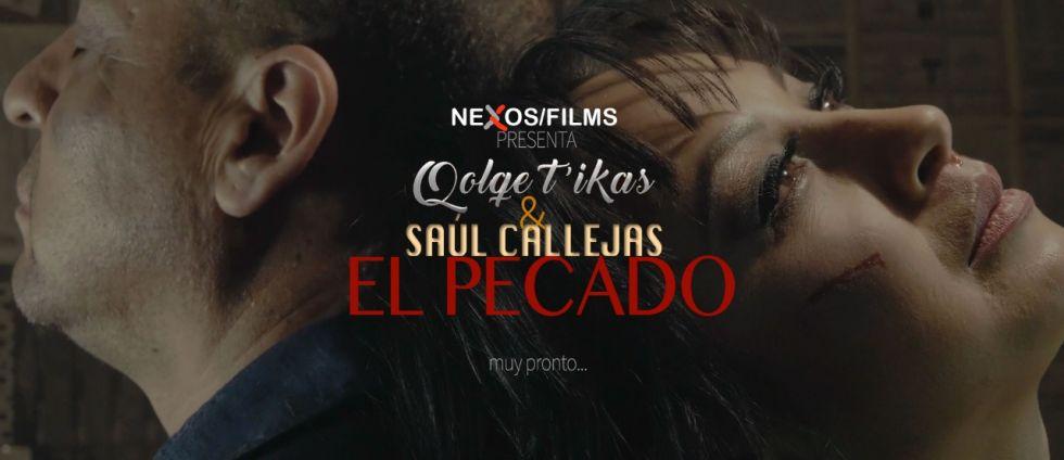 """Ya está listo el video de """"El pecado"""" de las Qolqe T'ikas"""